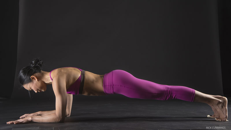 Strengthen Your Core: Forearm Plank