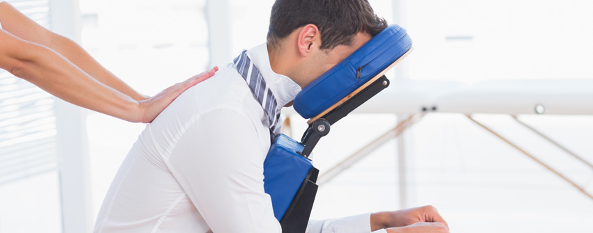 Chair Massage at Work: How You and Your Employees Can Benefit