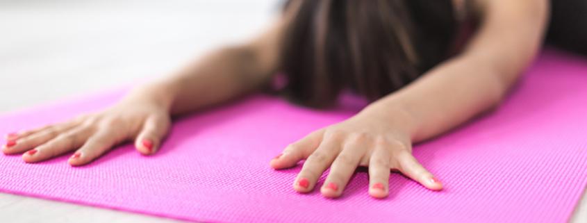Restorative Yoga for Winter Wellness
