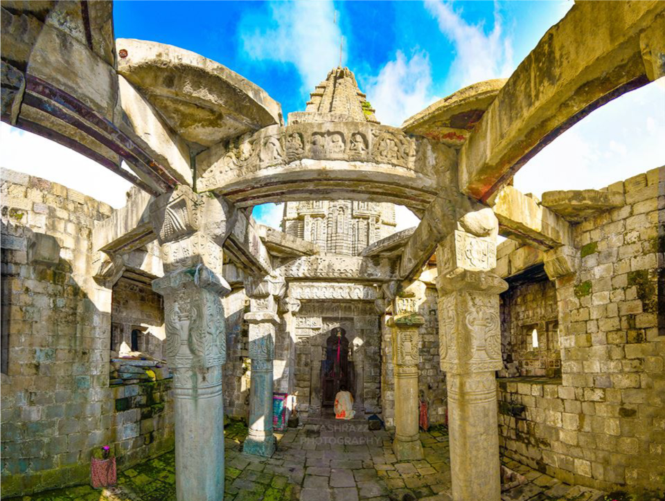 Ardhnarishwar Temple