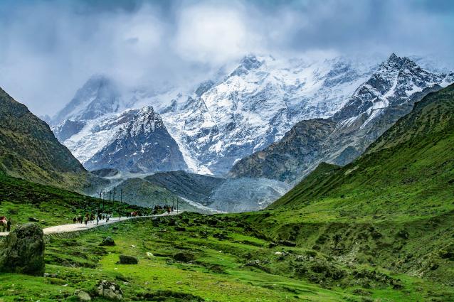Urban Balance Himalayan Retreat