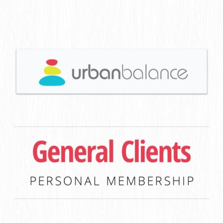 General Clients Personal Membership